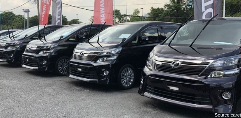 Rental Mobil Alphard Di Bogor